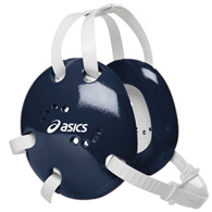 asics snap down earguard