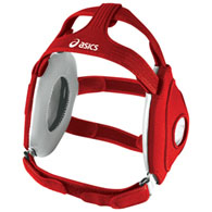 asics unrestrained wrestling headgear